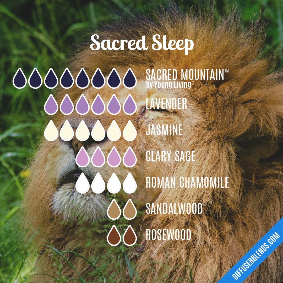 Sacred Sleep Diffuserblends Com