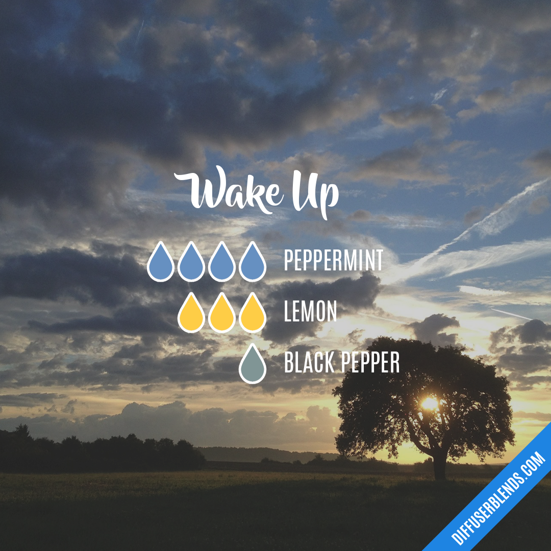 Wake Up Diffuserblends Com