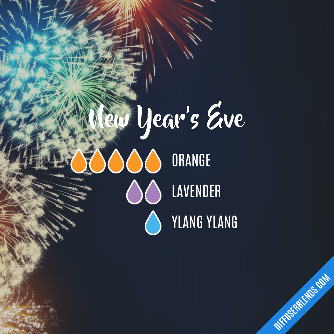 New Year's Eve | DiffuserBlends.com