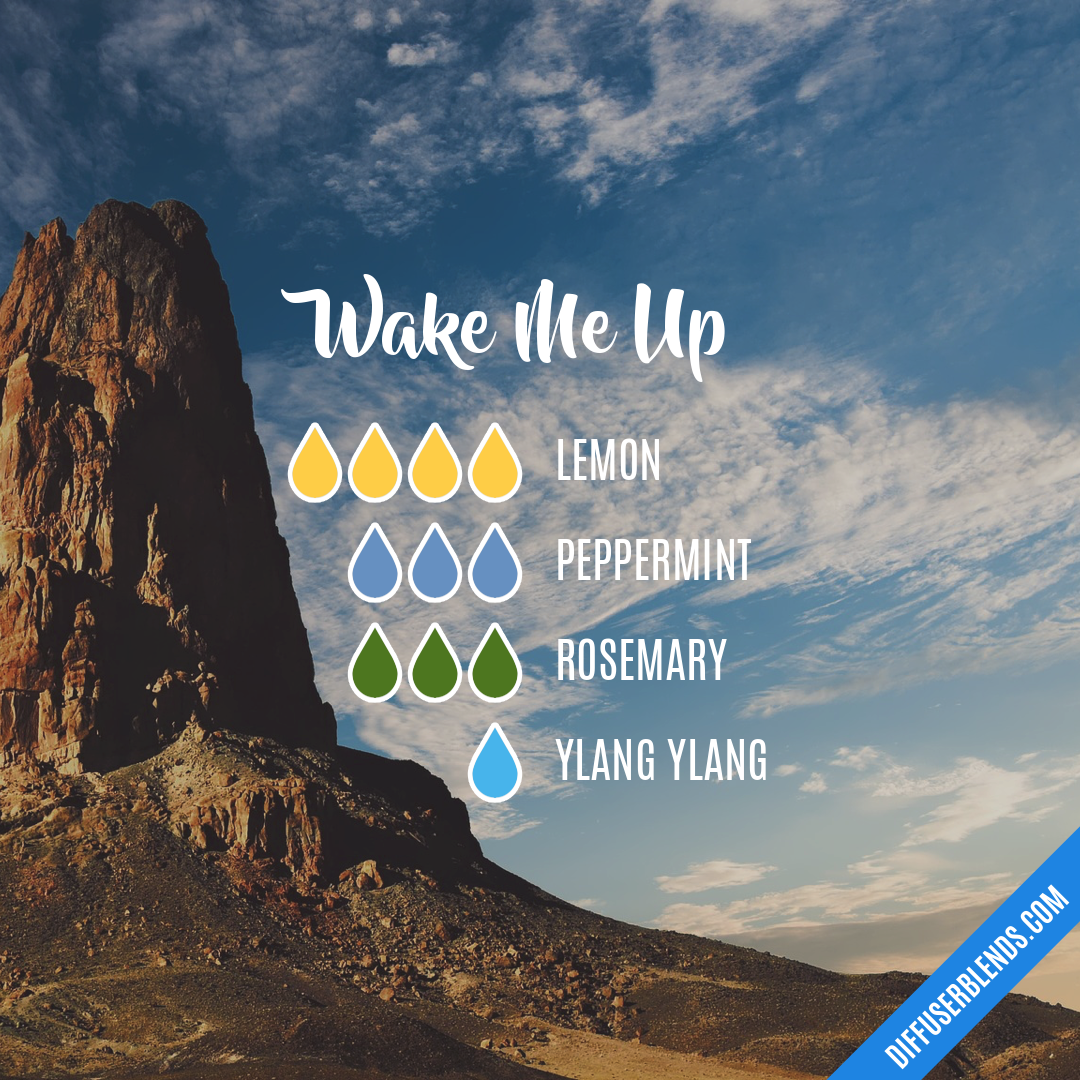 Wake Me Up Diffuserblends Com