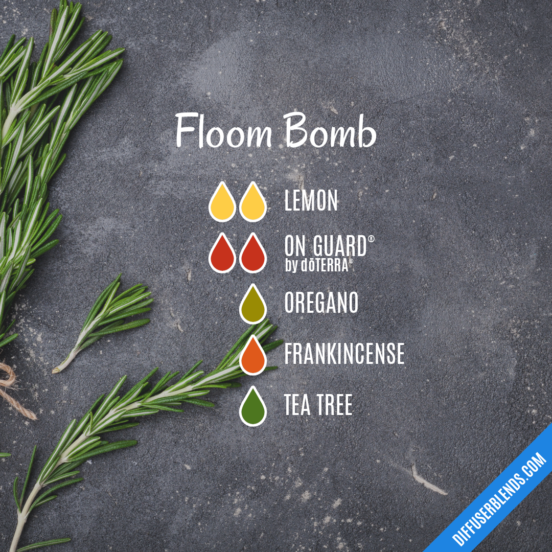 Floom Bomb Diffuserblends
