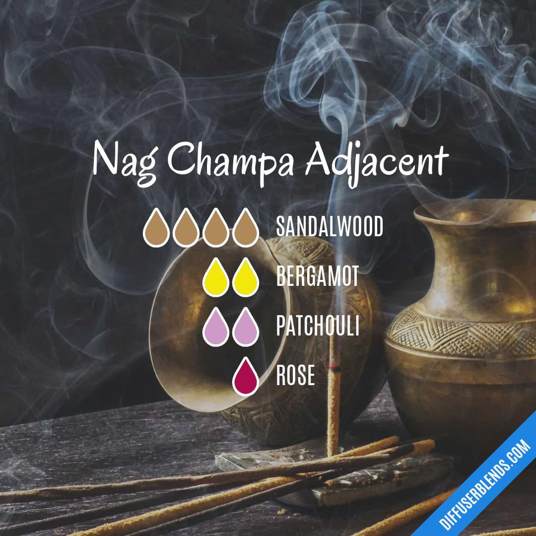 Nag Champa Adjacent Diffuserblends Com