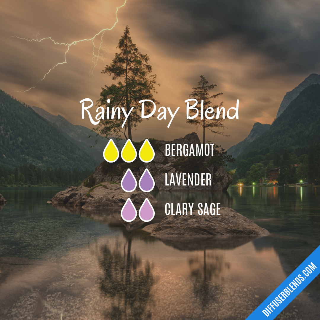 Rainy Day Blend Diffuserblends Com