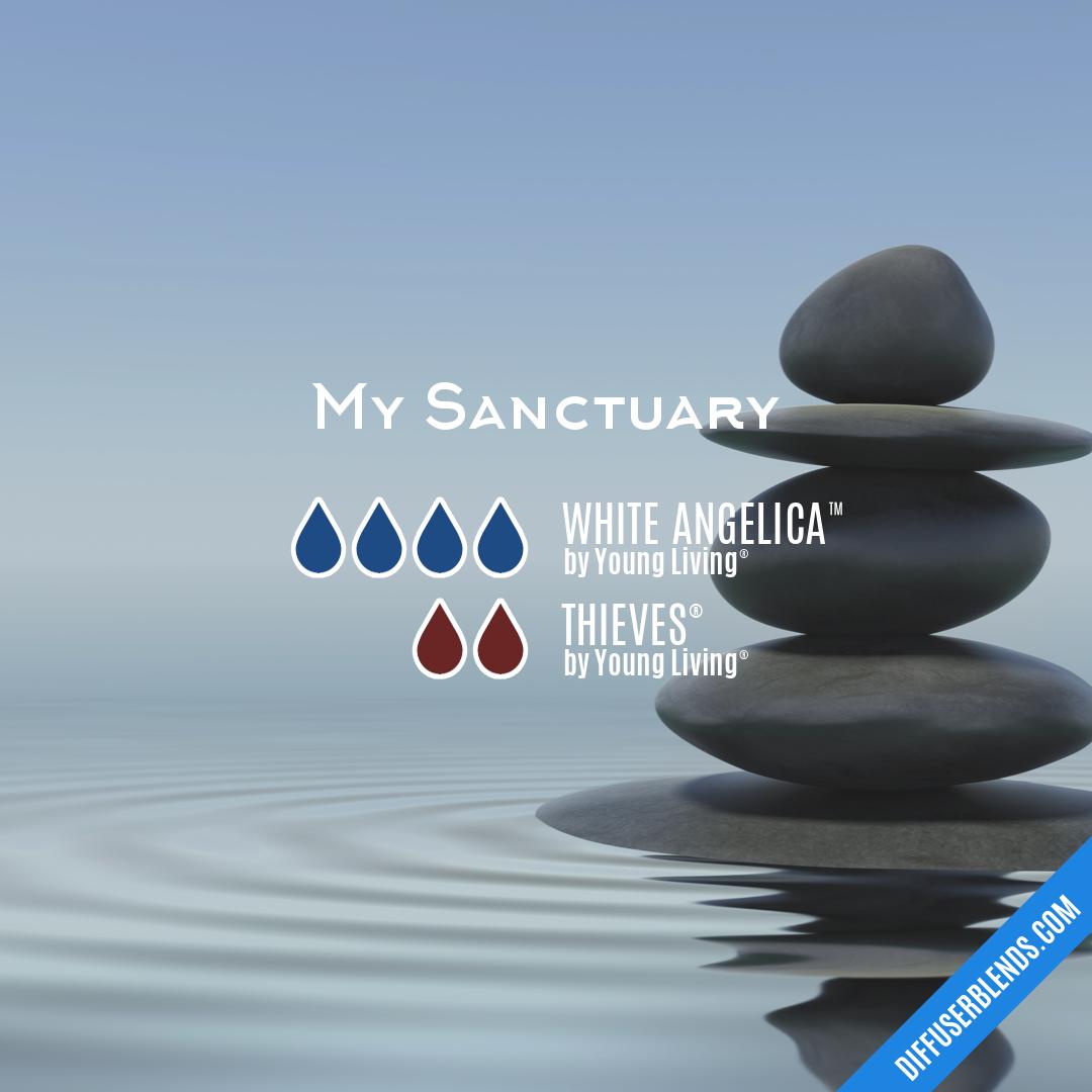 My Sanctuary Diffuserblends Com